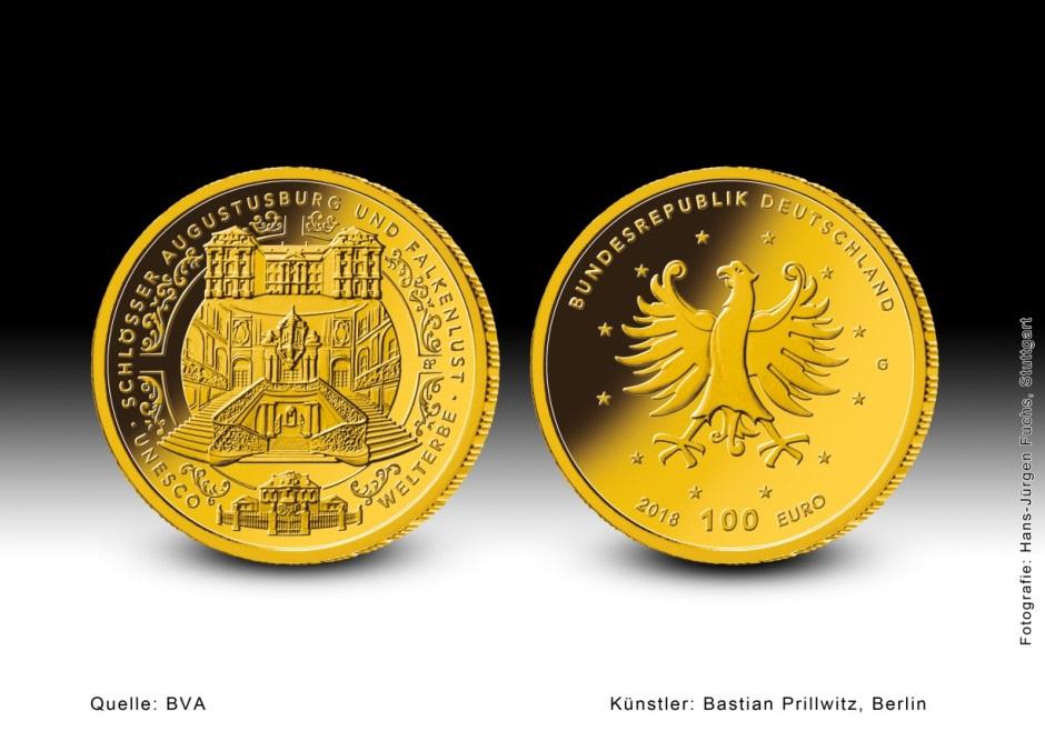 Bundesverwaltungsamt Aktuelles Goldmünzen Der Bundesrepublik